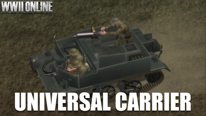 4 universal carrier