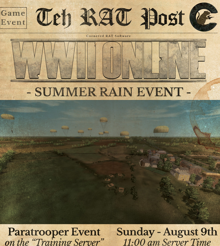 6 5 Summer Rain Event