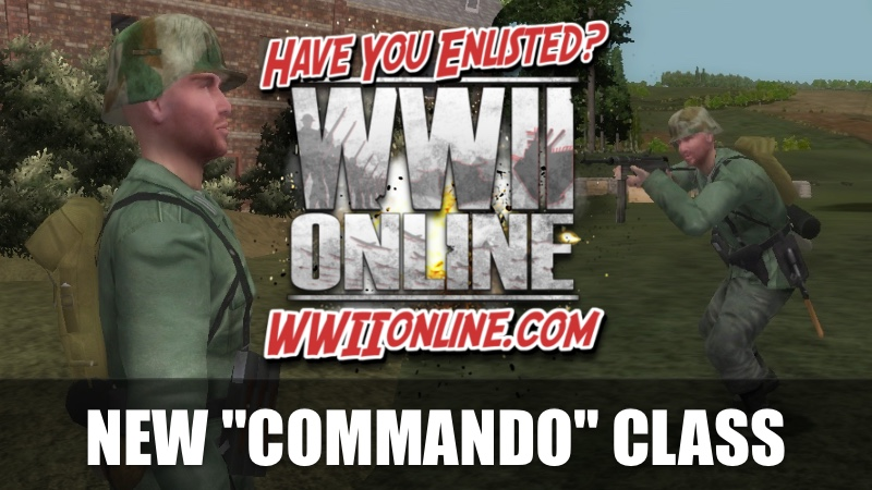 7 commando announcement