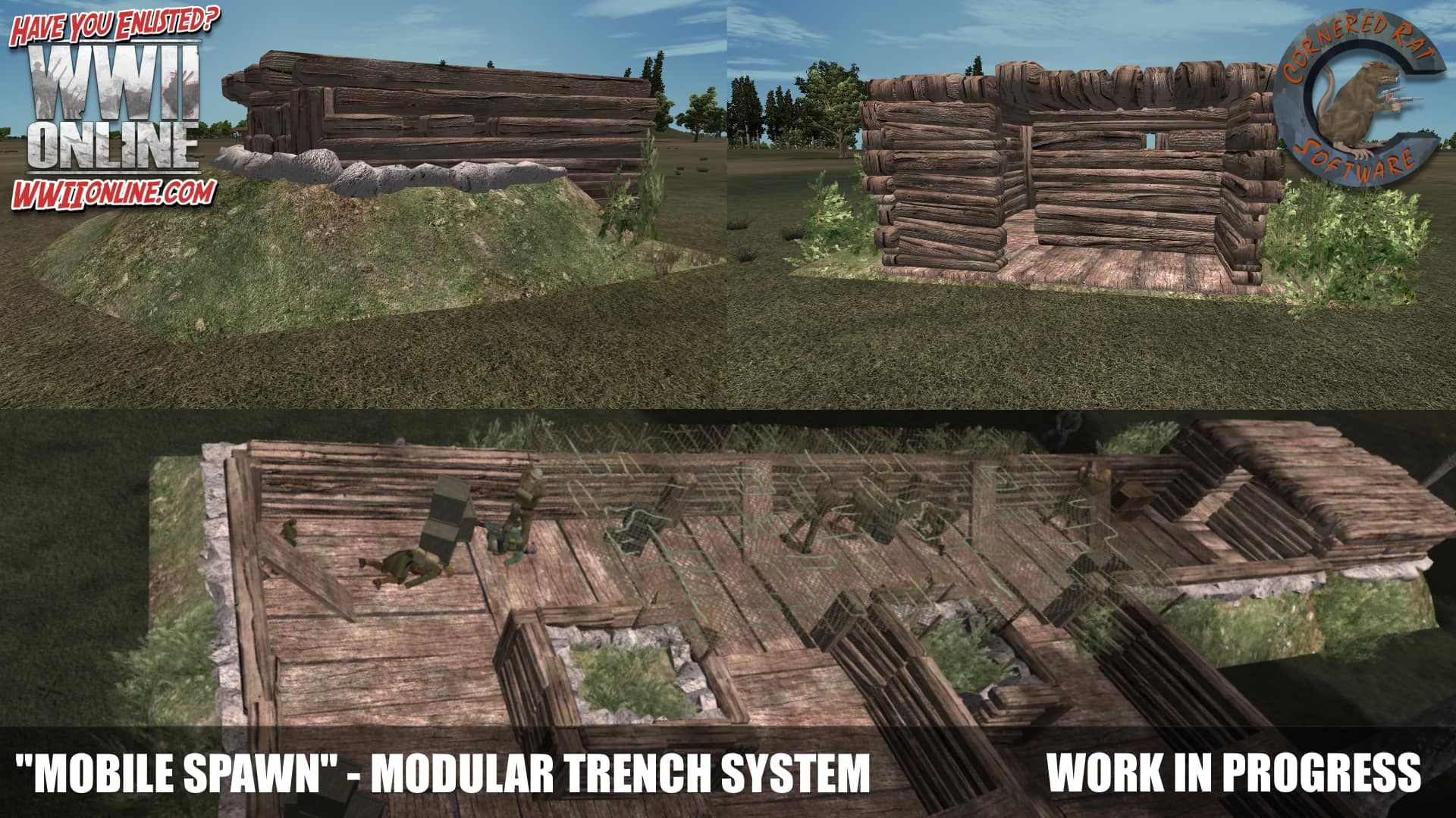 9 trench ms 3