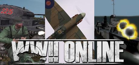 WWII Online header