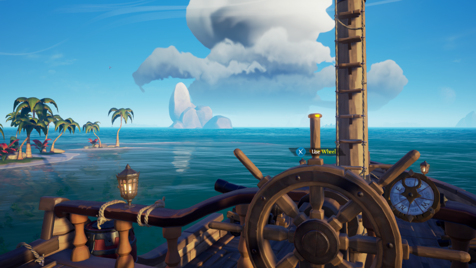 sea thieves voyage guide