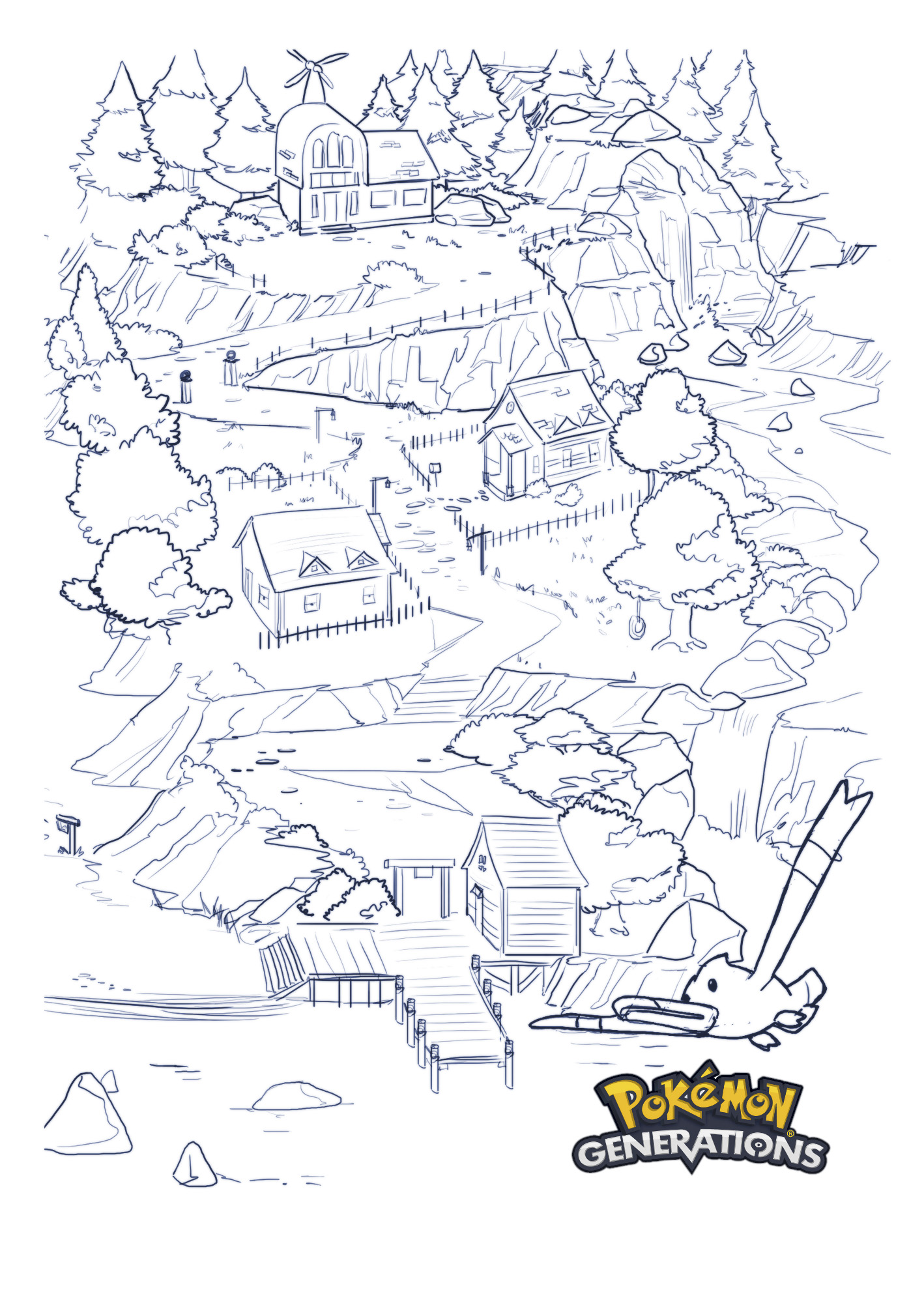 OceansideBaySketch 1