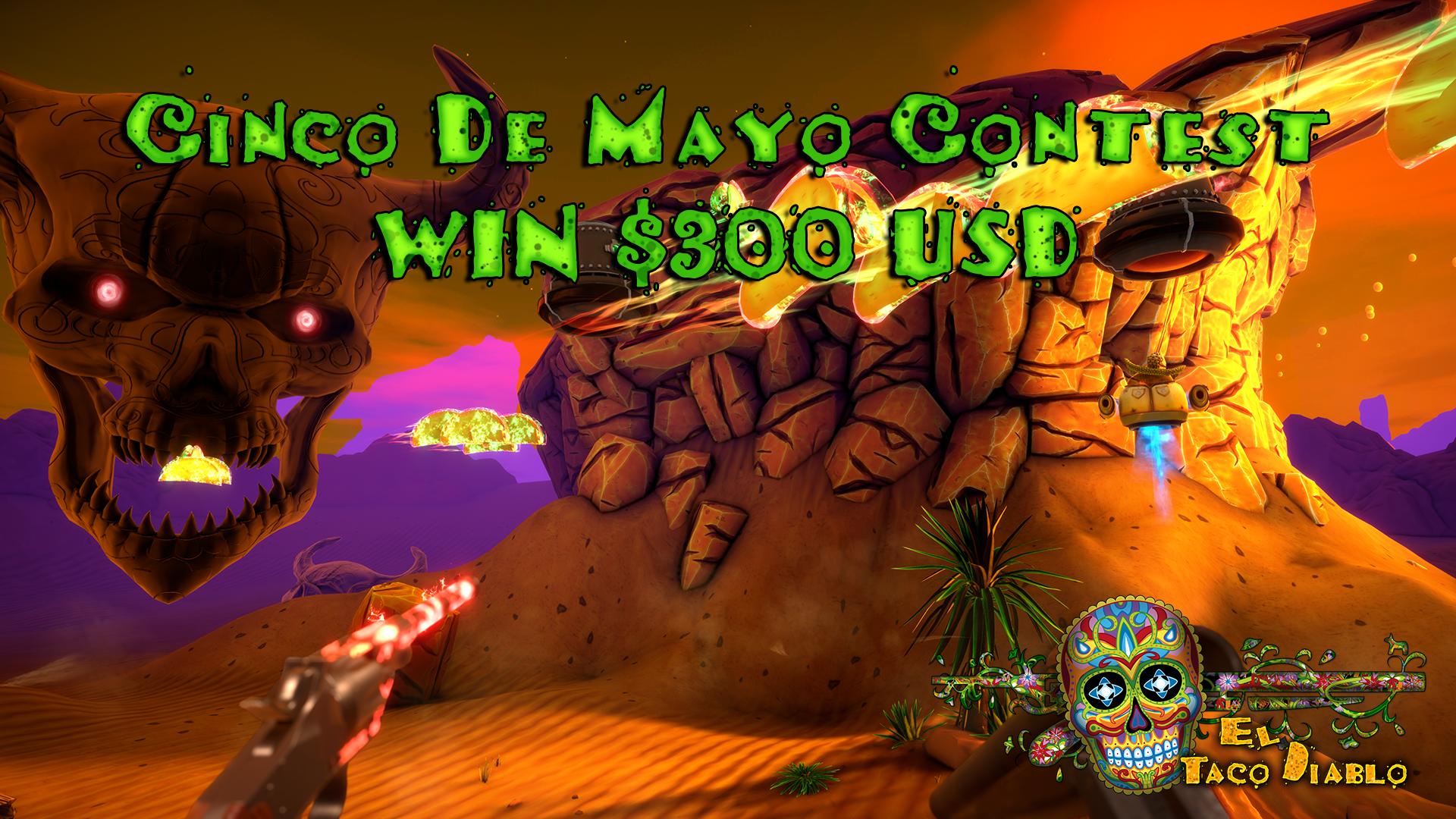 Cinco De Mayo Contest