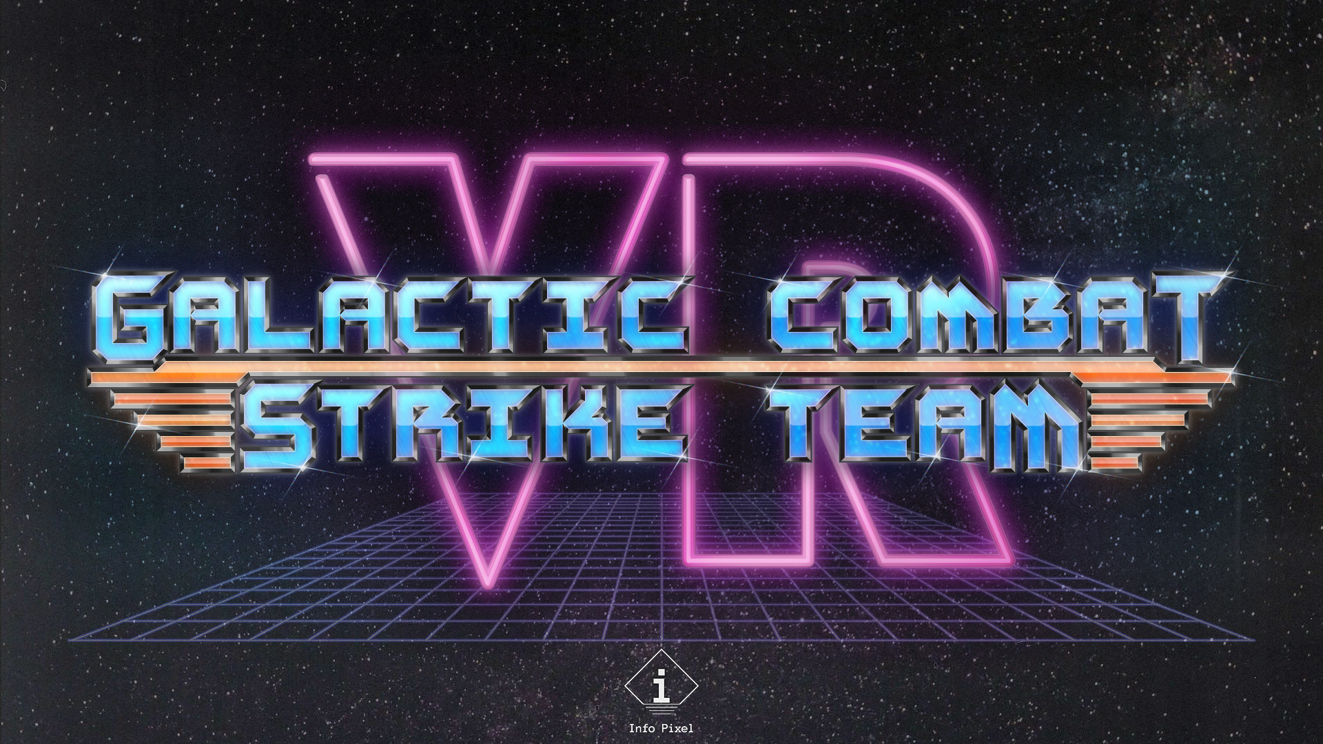 Galactic Combat Title