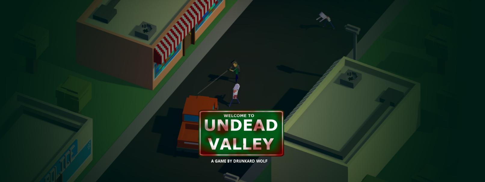 Undead Valley Banner