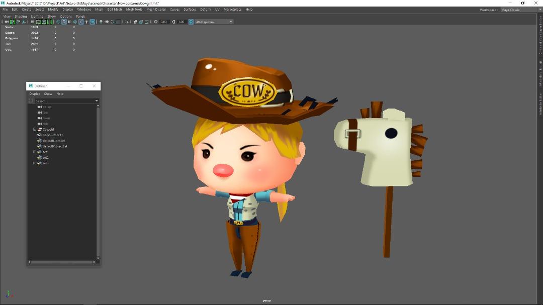 Avatar Cowgirl