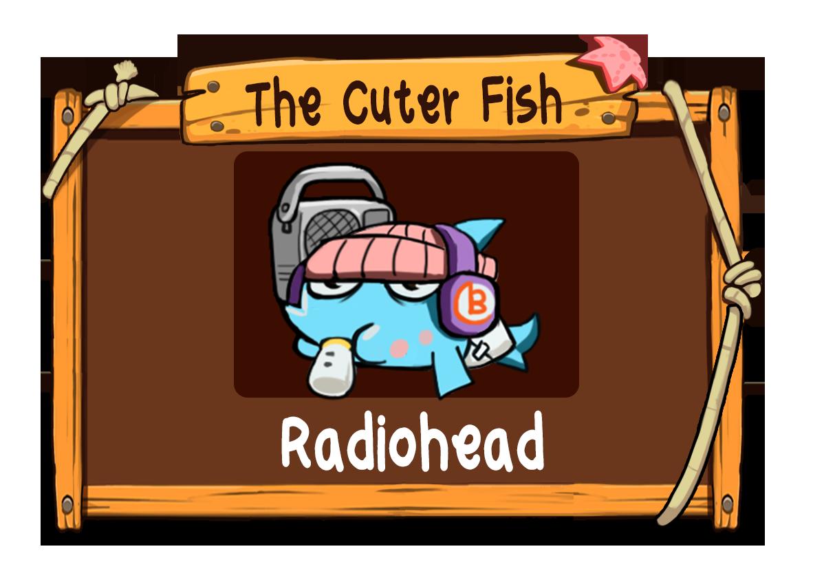 Cuter fish