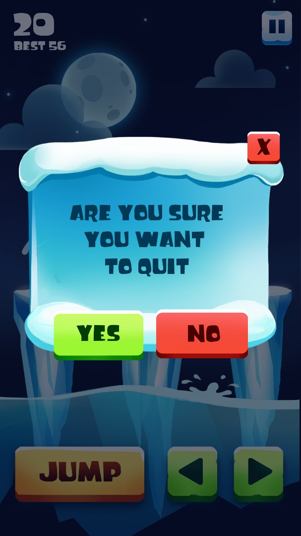 Menu QuitGame