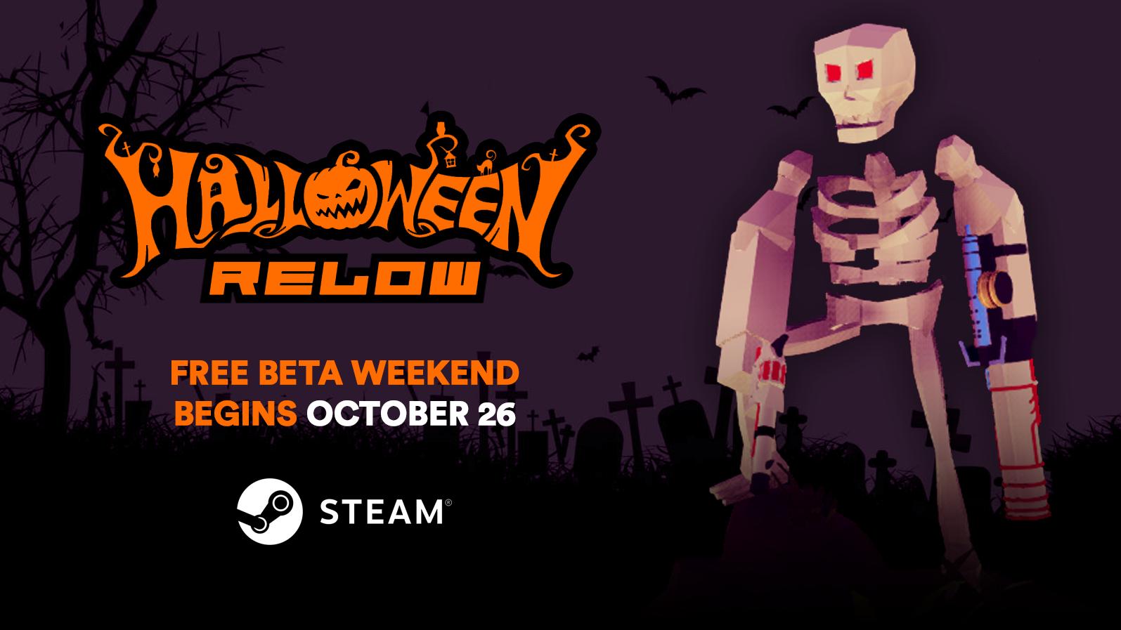 relow halloweeen
