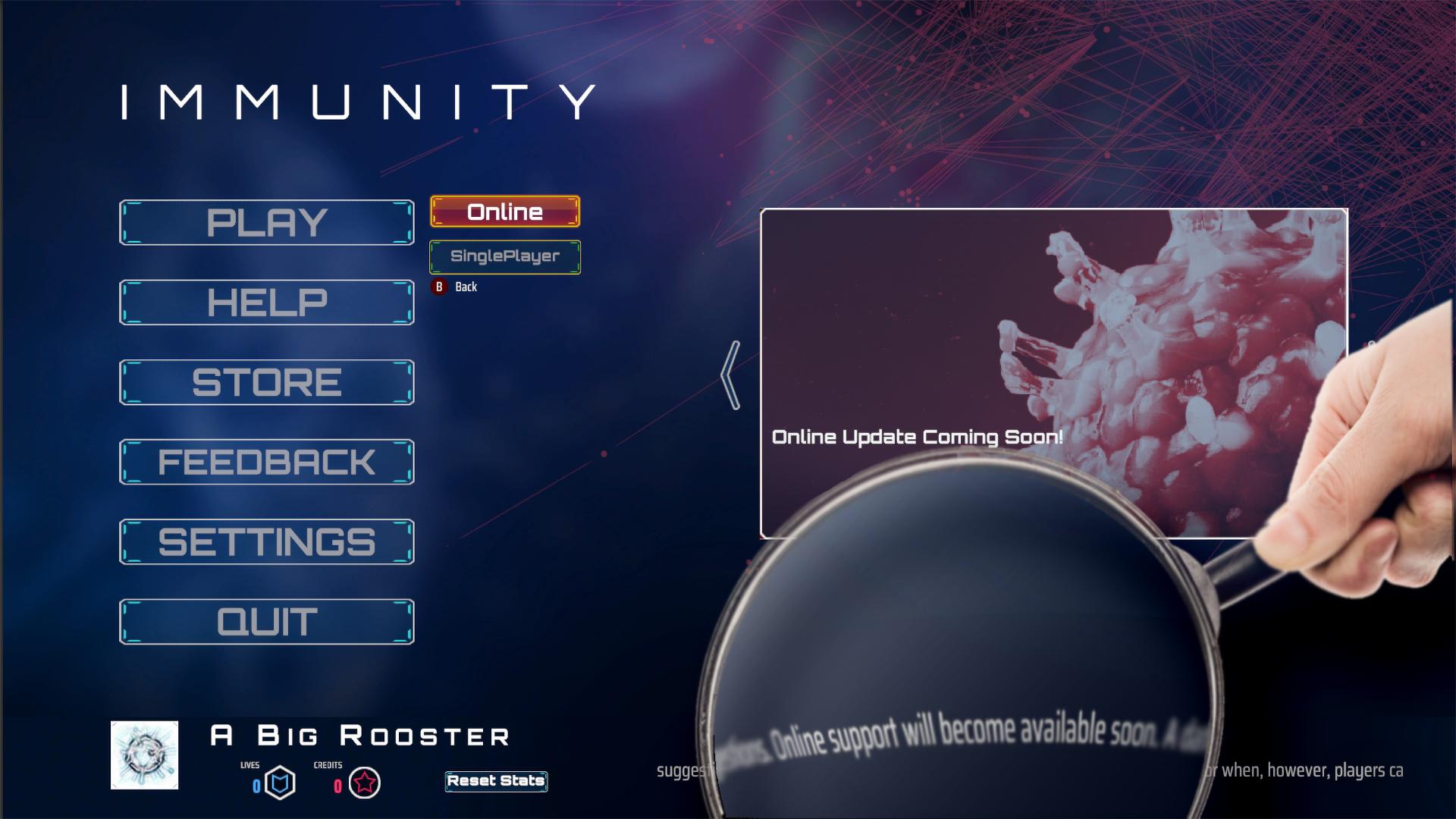 Immunity Sneak Peak