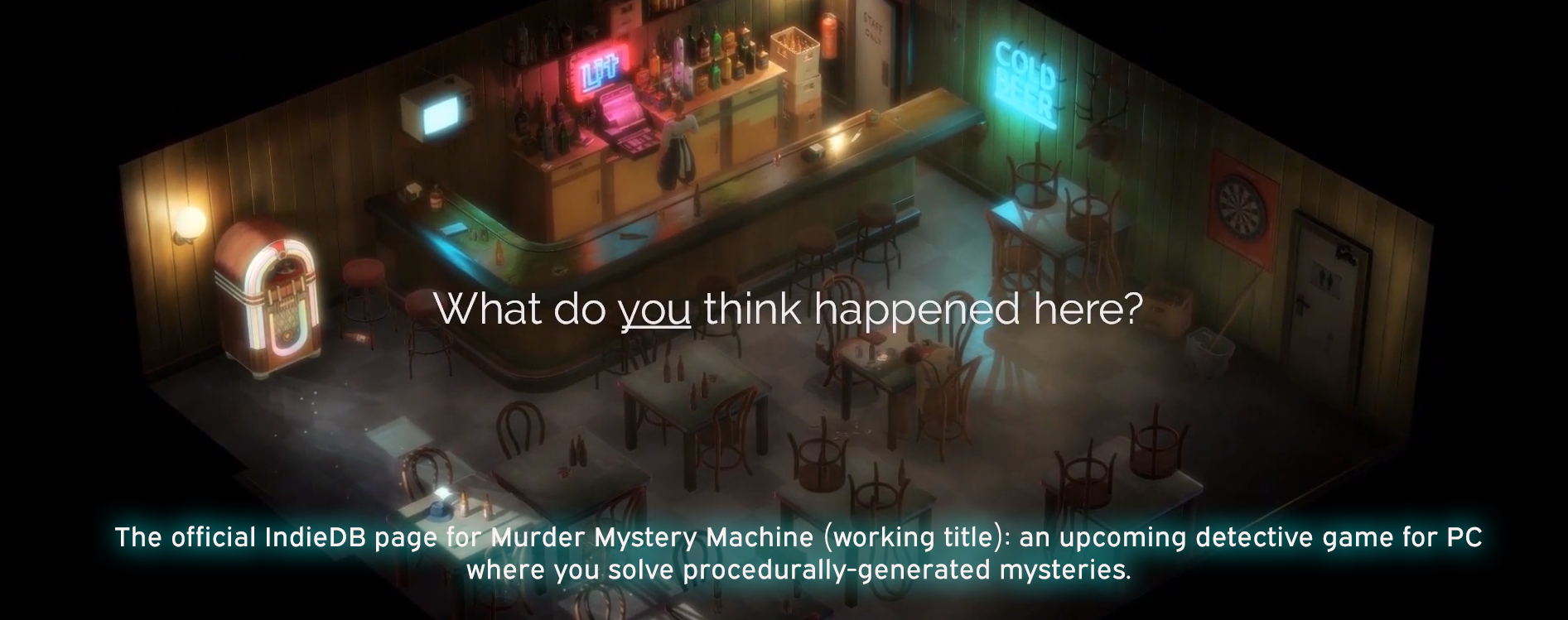 Murder Mystery Machine Windows game - Indie DB