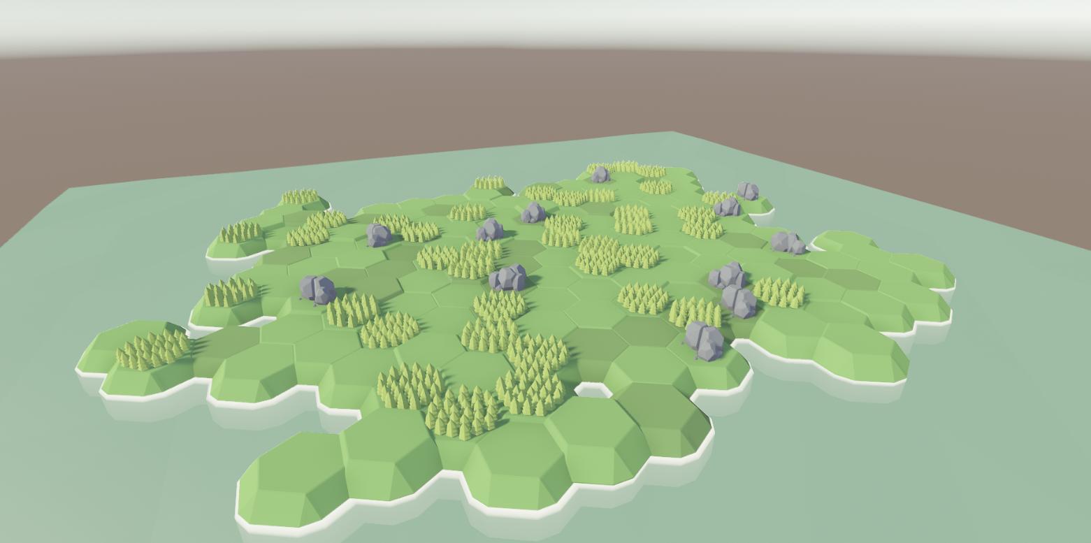 bigger islands