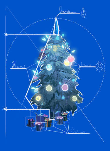 Traveller's Pine Blueprint