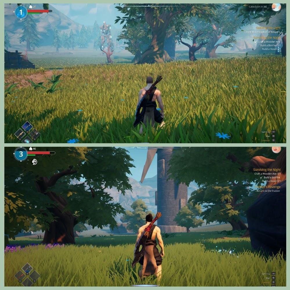Updated Grass