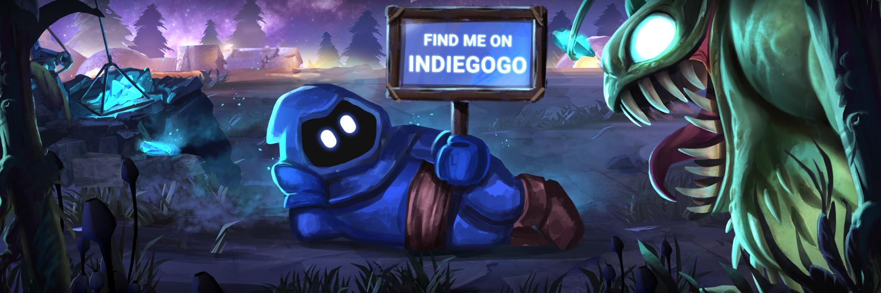 Join us at Indiegogo