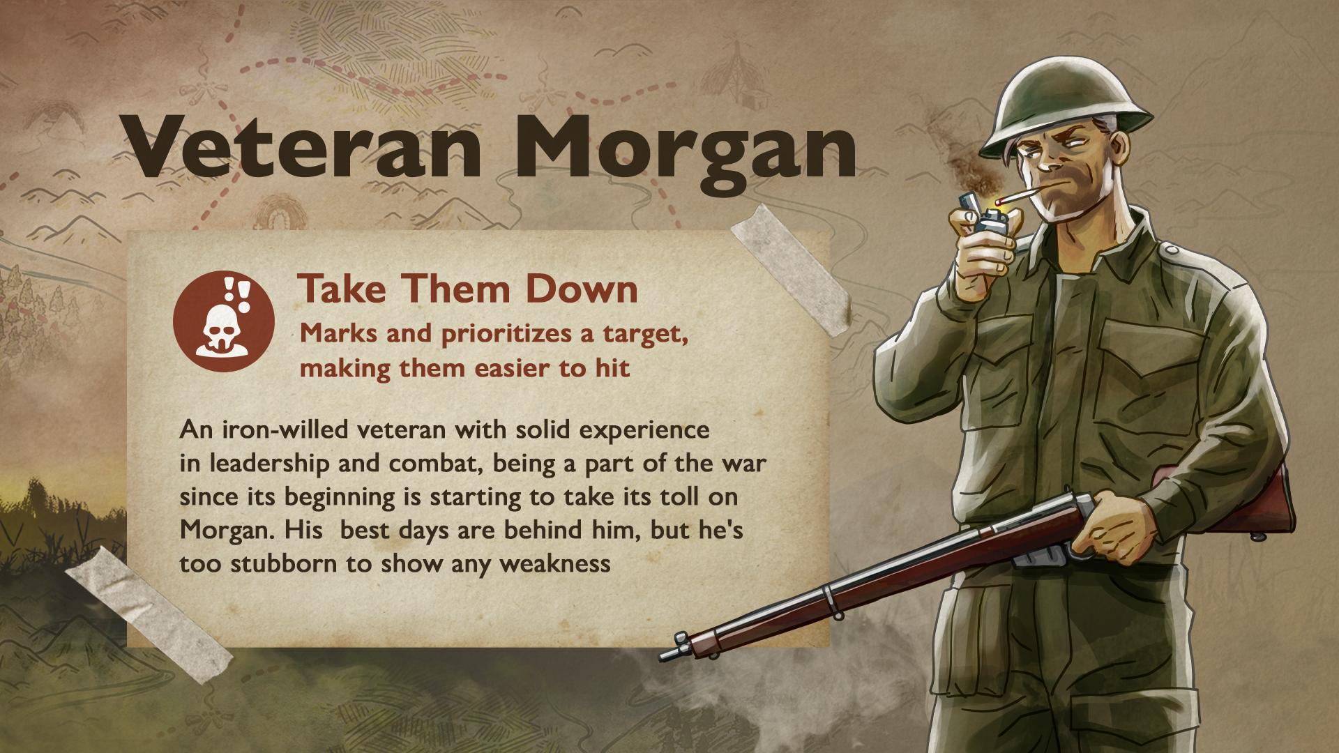 Profile: Morgan