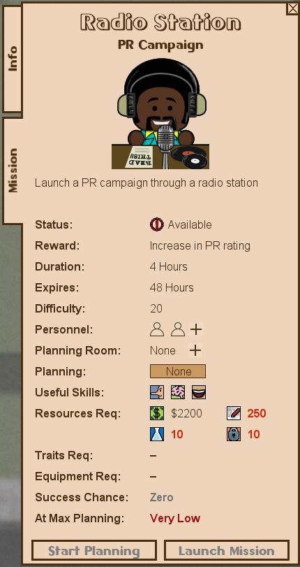 Radio Mission