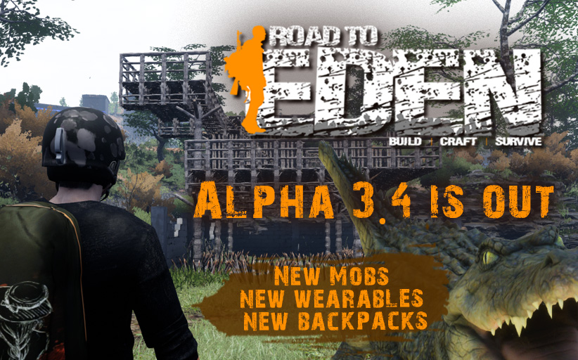 alpha 34 released