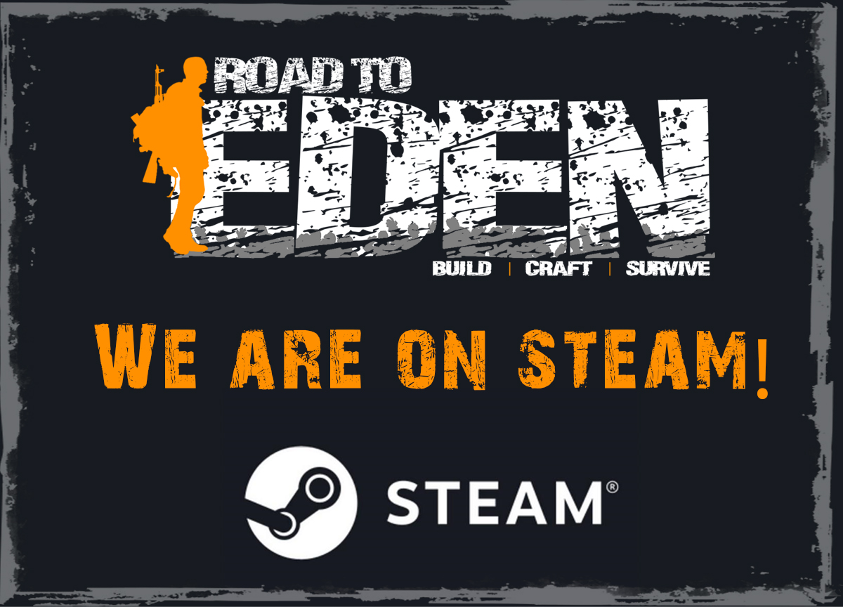 we are on steam