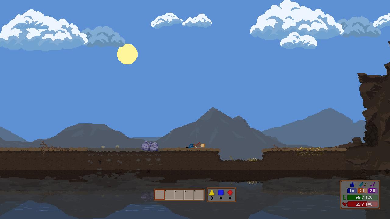 Island Beginning