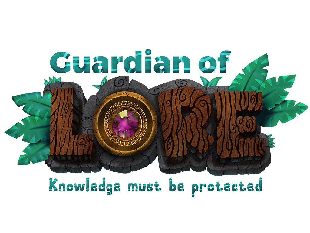 Guardian Of Lore Logo