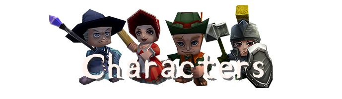 steambanner characters