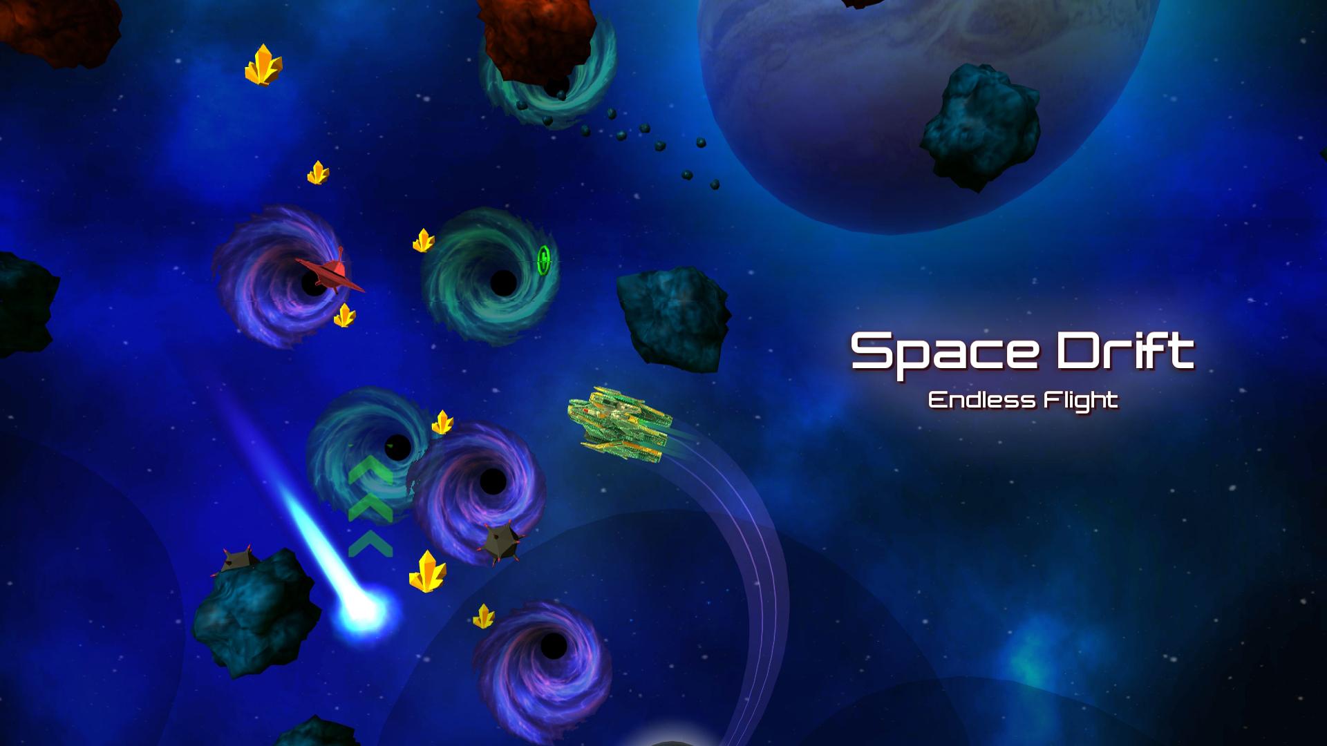 SpaceDrift EndlessFlight Big15