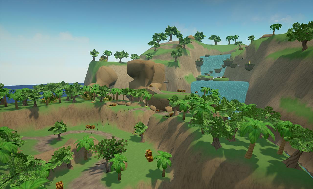 Demo Island