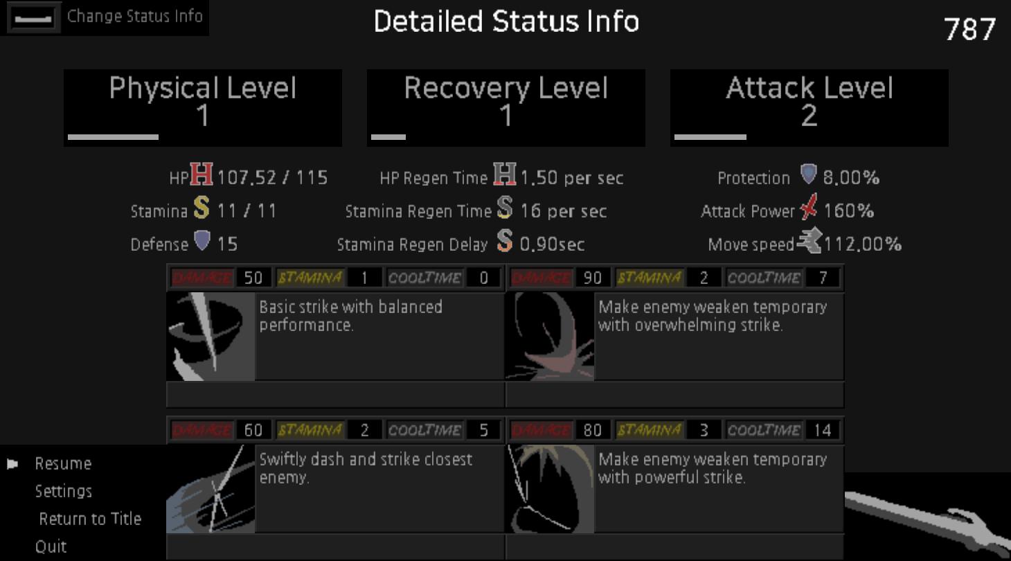 status exp