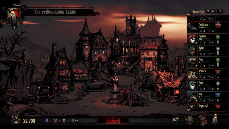 Darkest Dungeons Estate