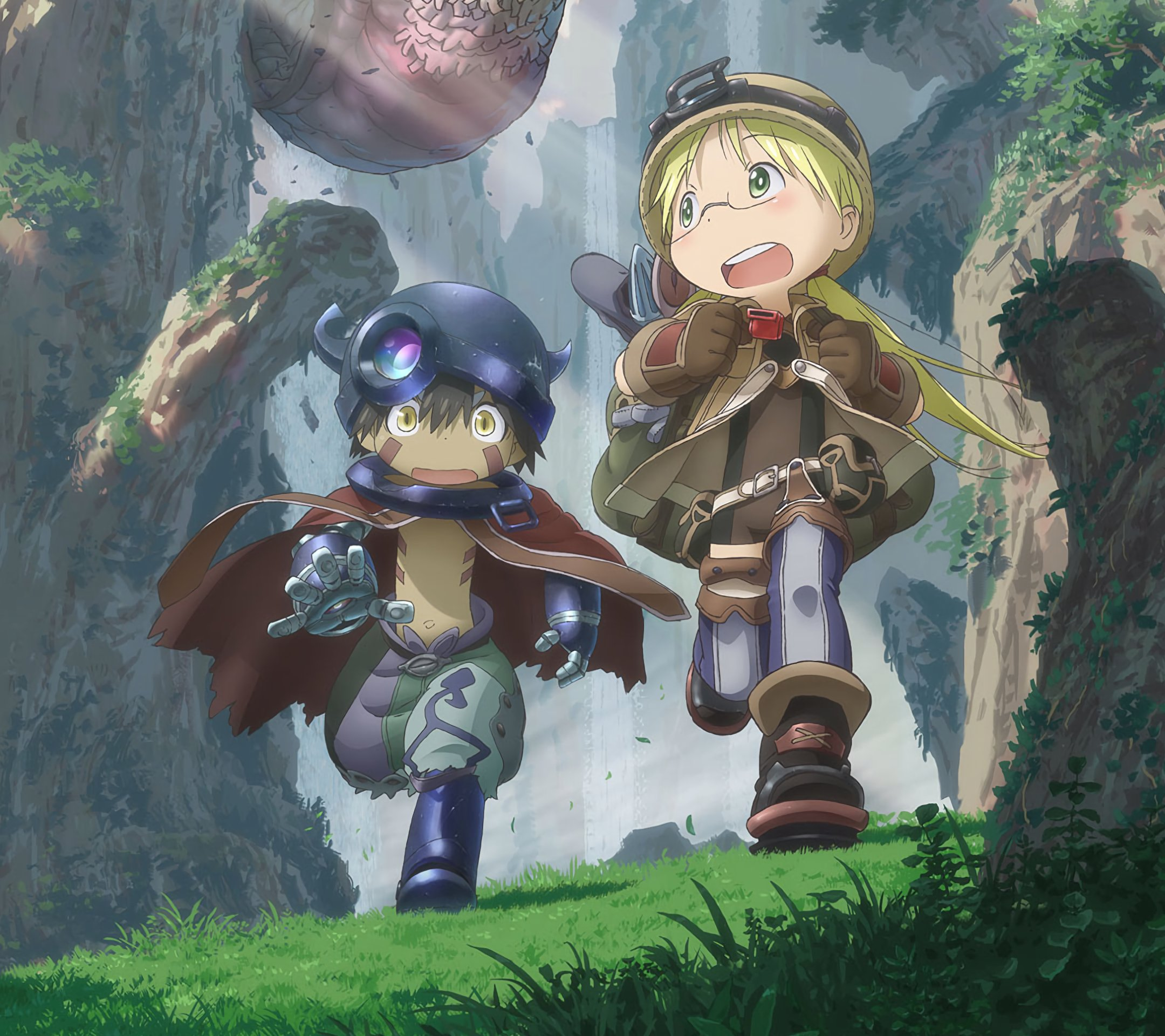 Made in Abyss title