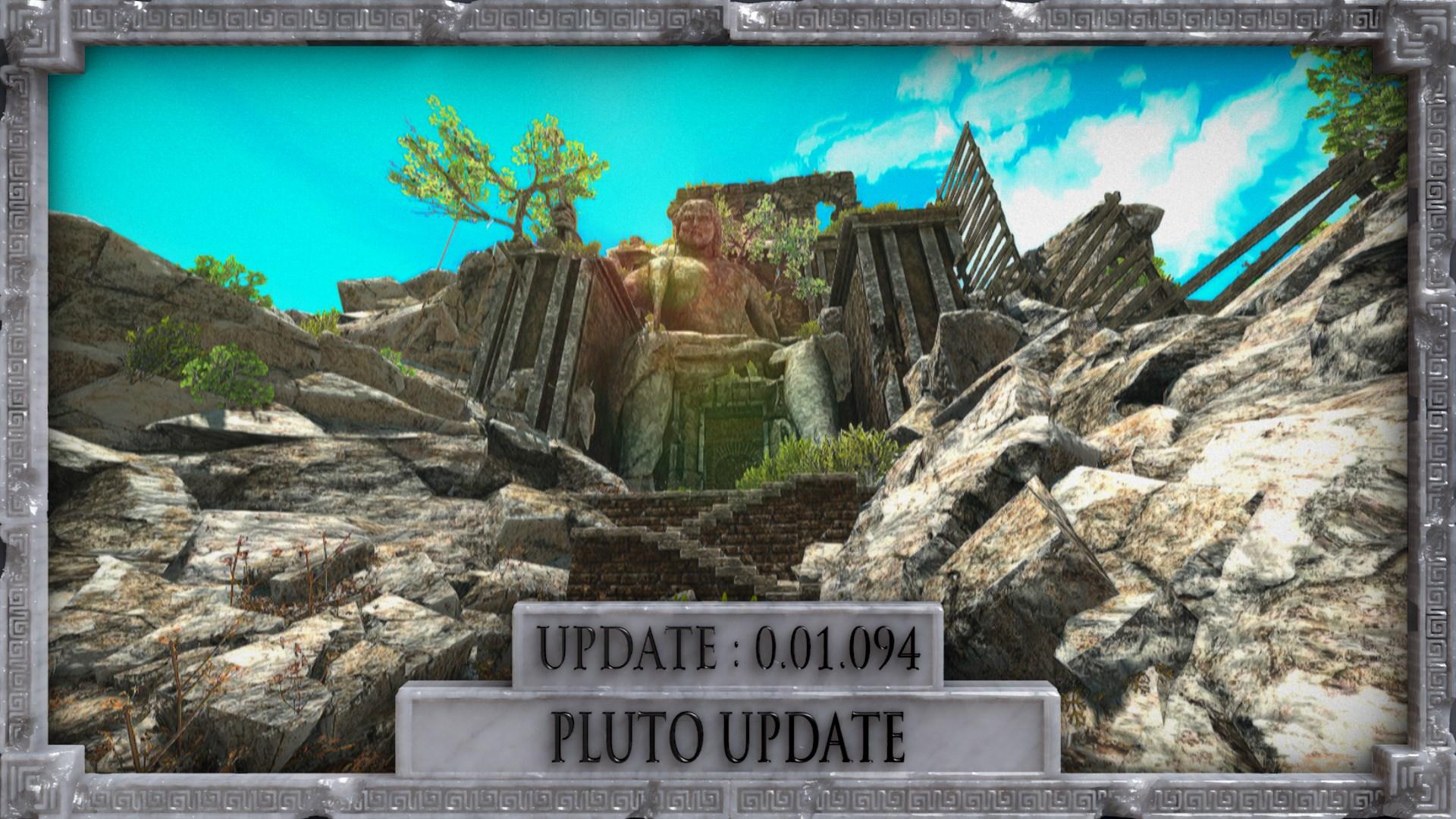 pluto update