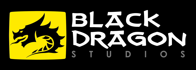 BlackDragonStudios Logo 3k