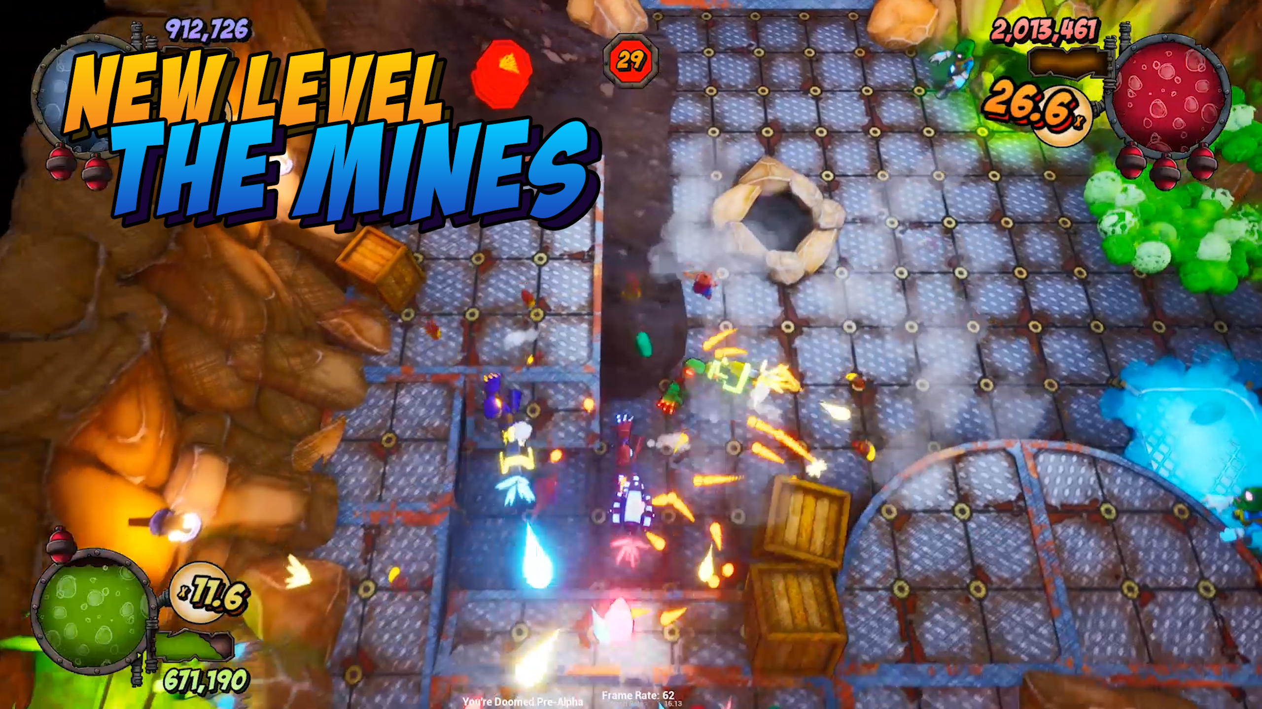 YD NewLevels Mines