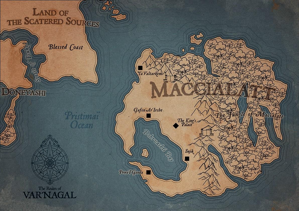 Map of Maccialatt