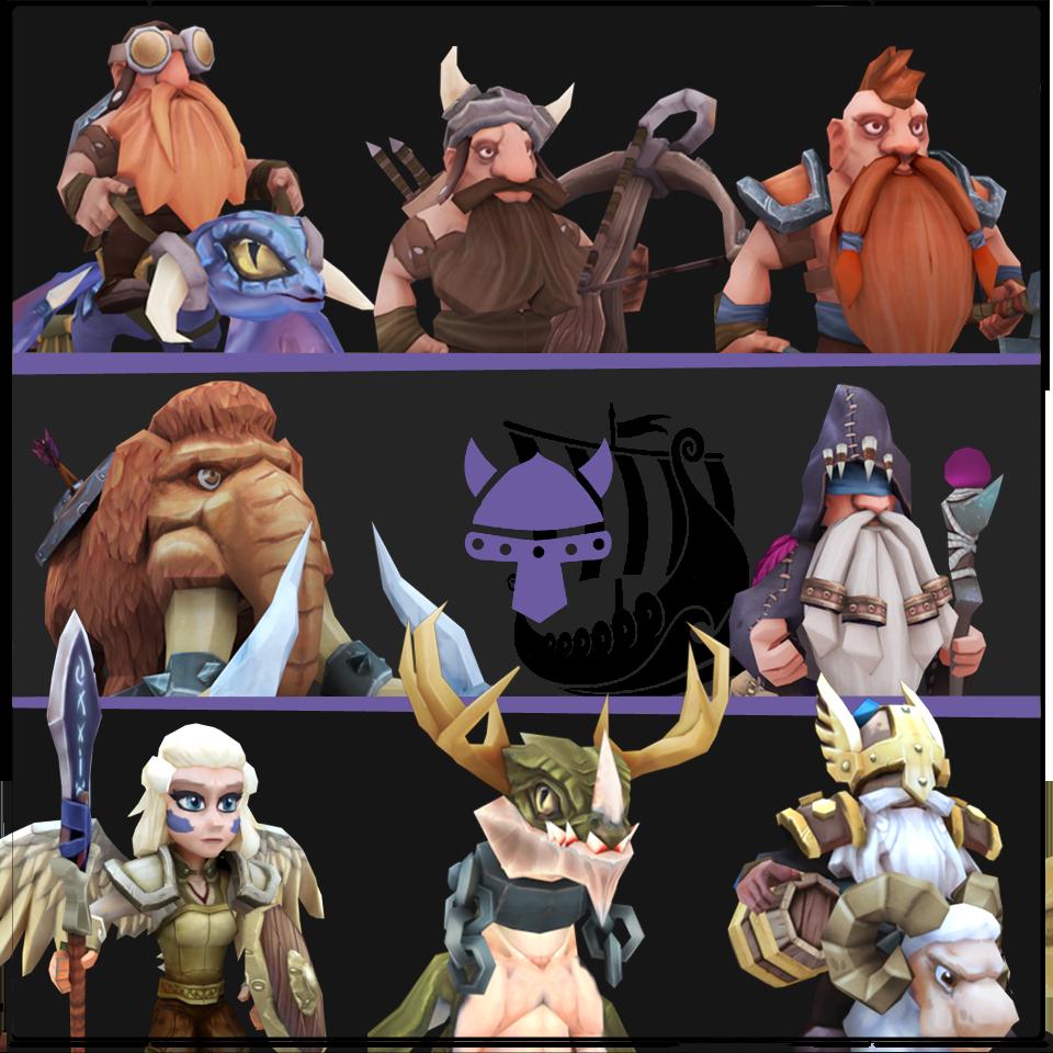 faction dwarfs