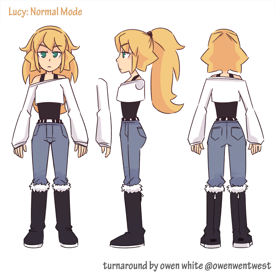 Lucy Final Concept