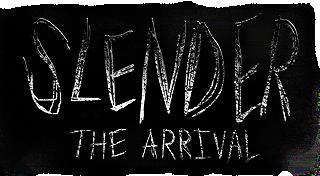 Slender: The Arrival logo.