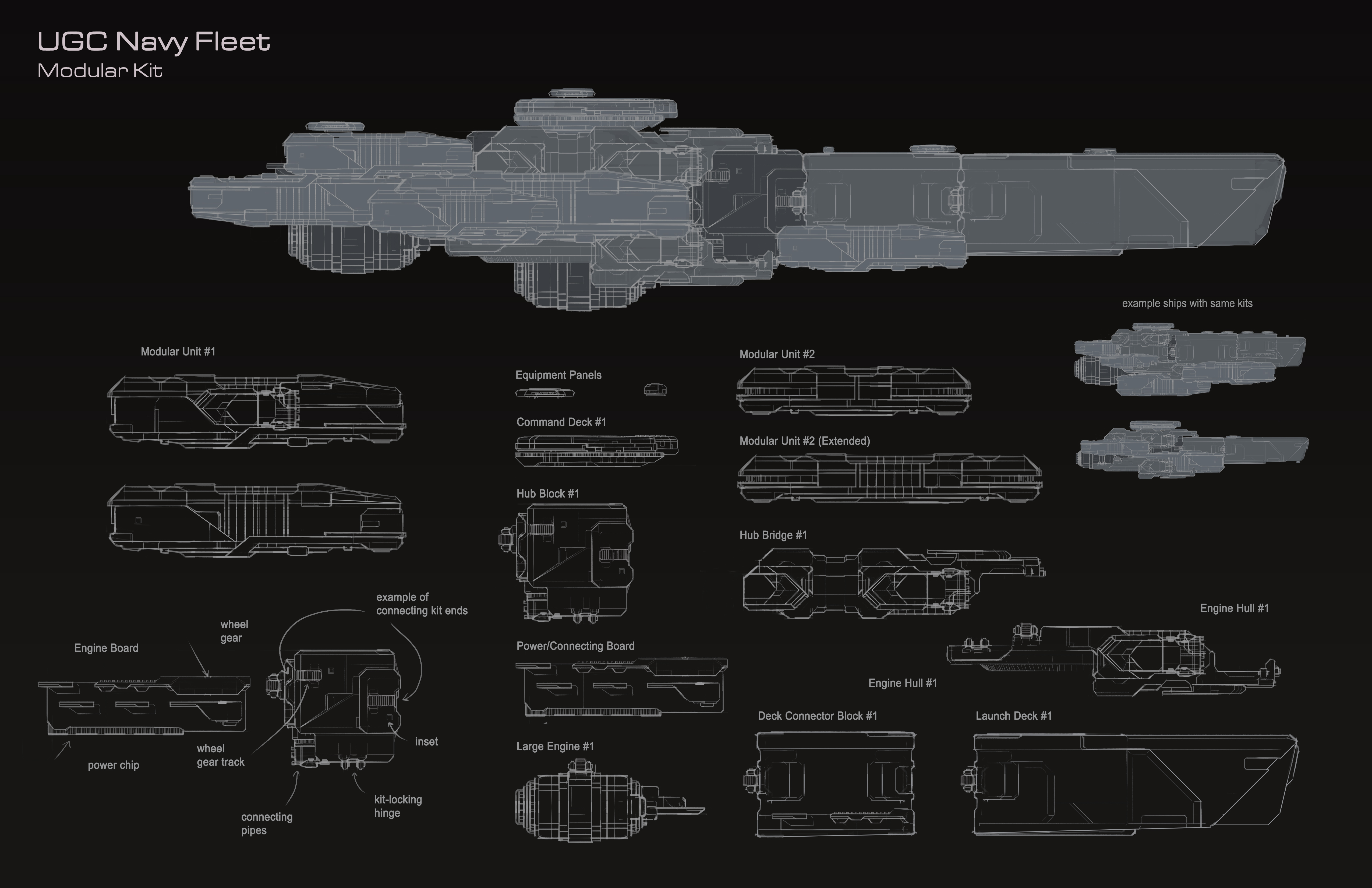 Concept Vehicle NavalFleet ModKi