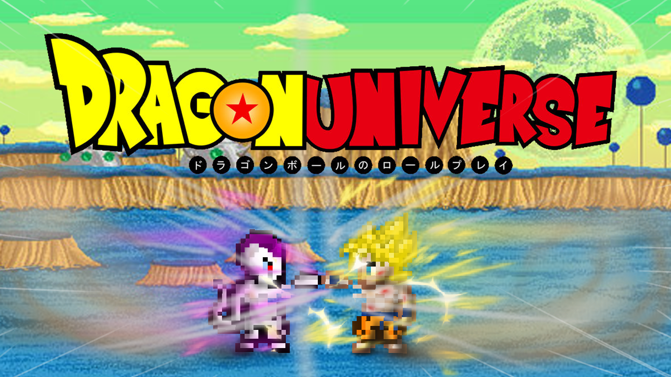 DRAGON UNIVERSE 2d mmorpg on gam