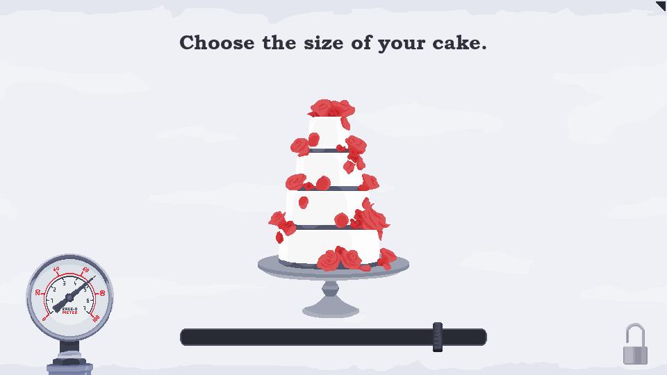 Screenshot Cake