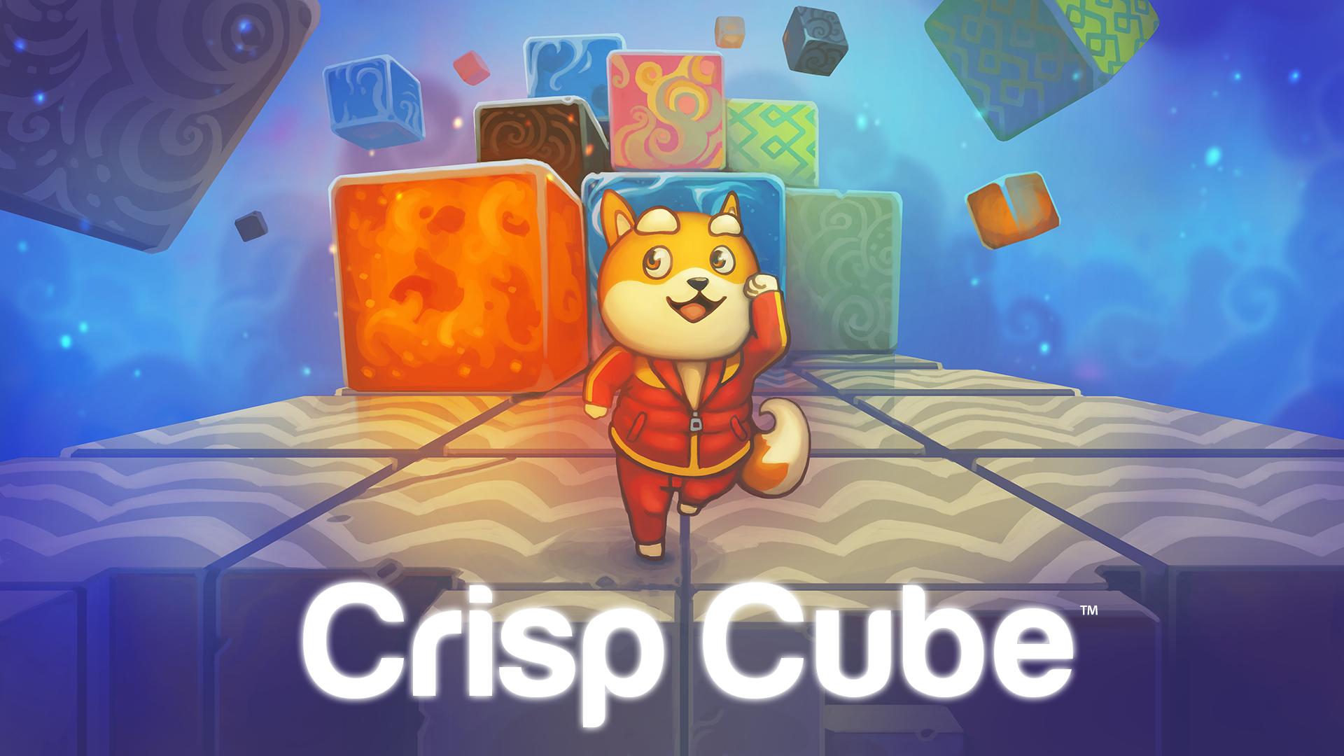 Crisp Cube Cover