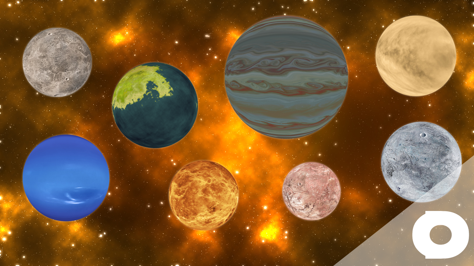 Atlas Planets