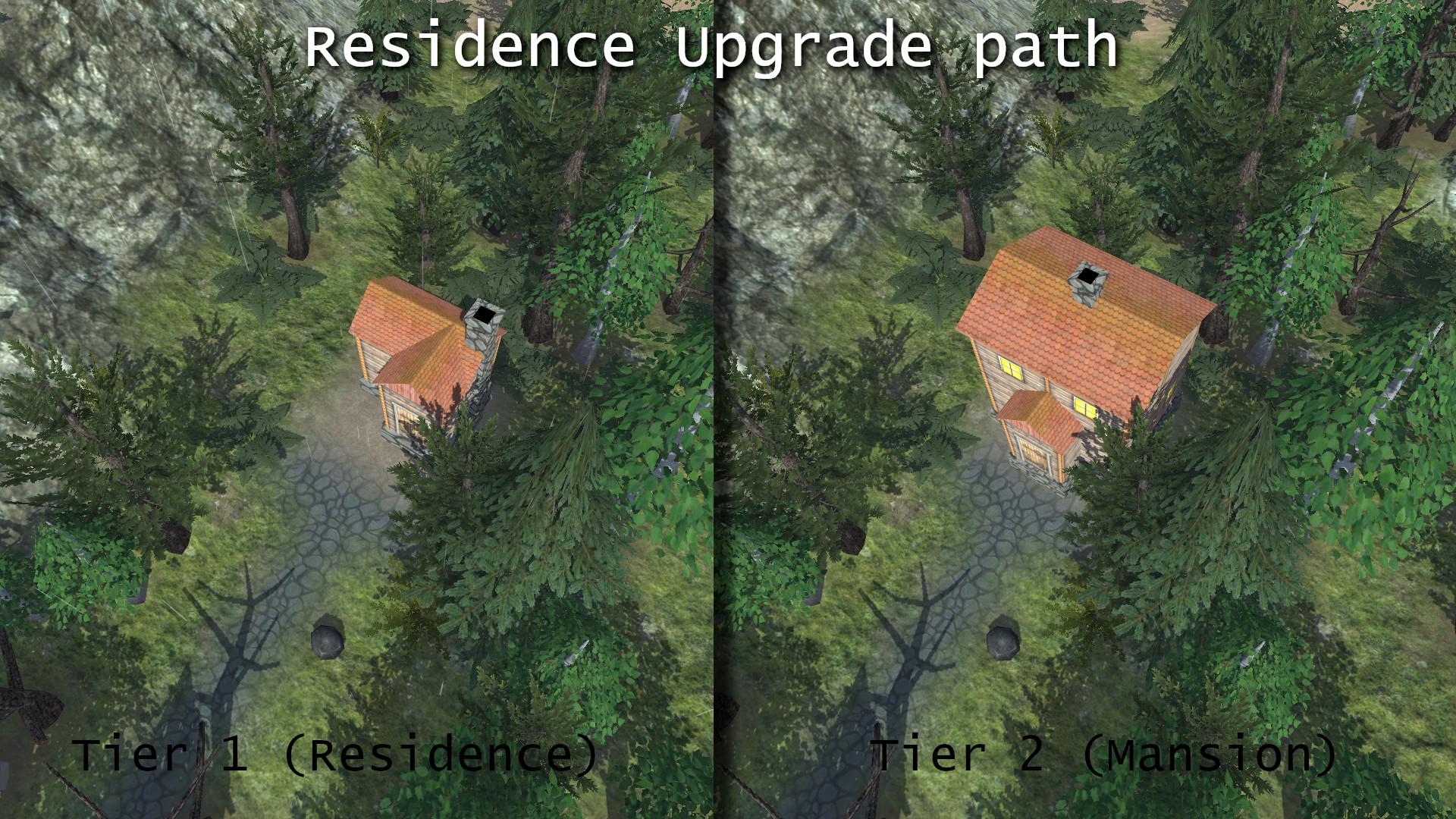 Residence UpgradePath