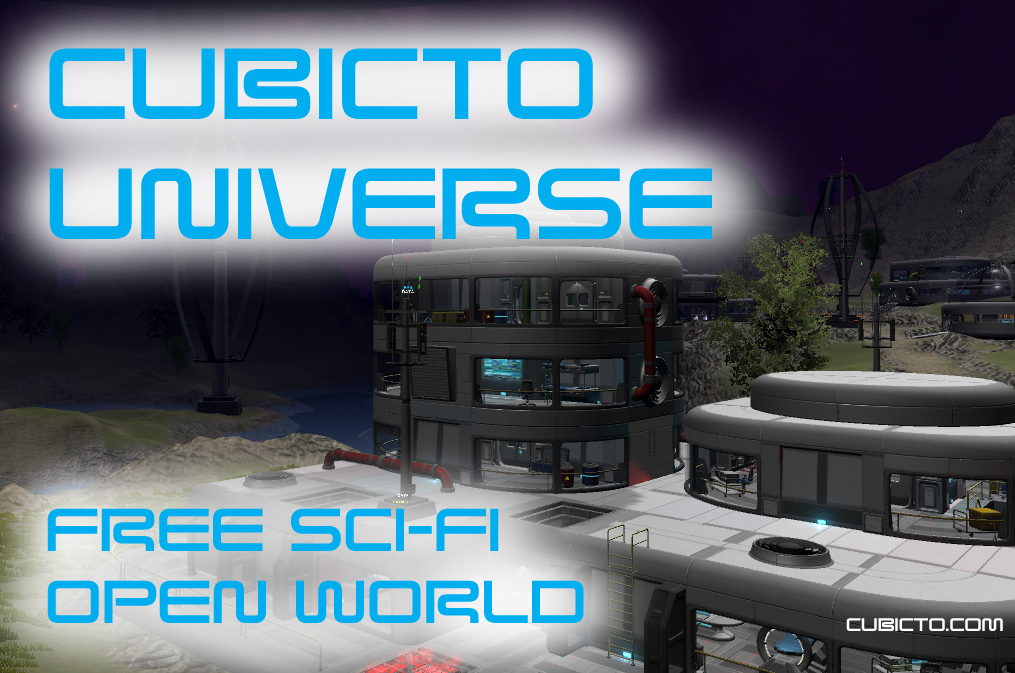 Cubicto universe mmo setup your own server tutorial - Mod DB
