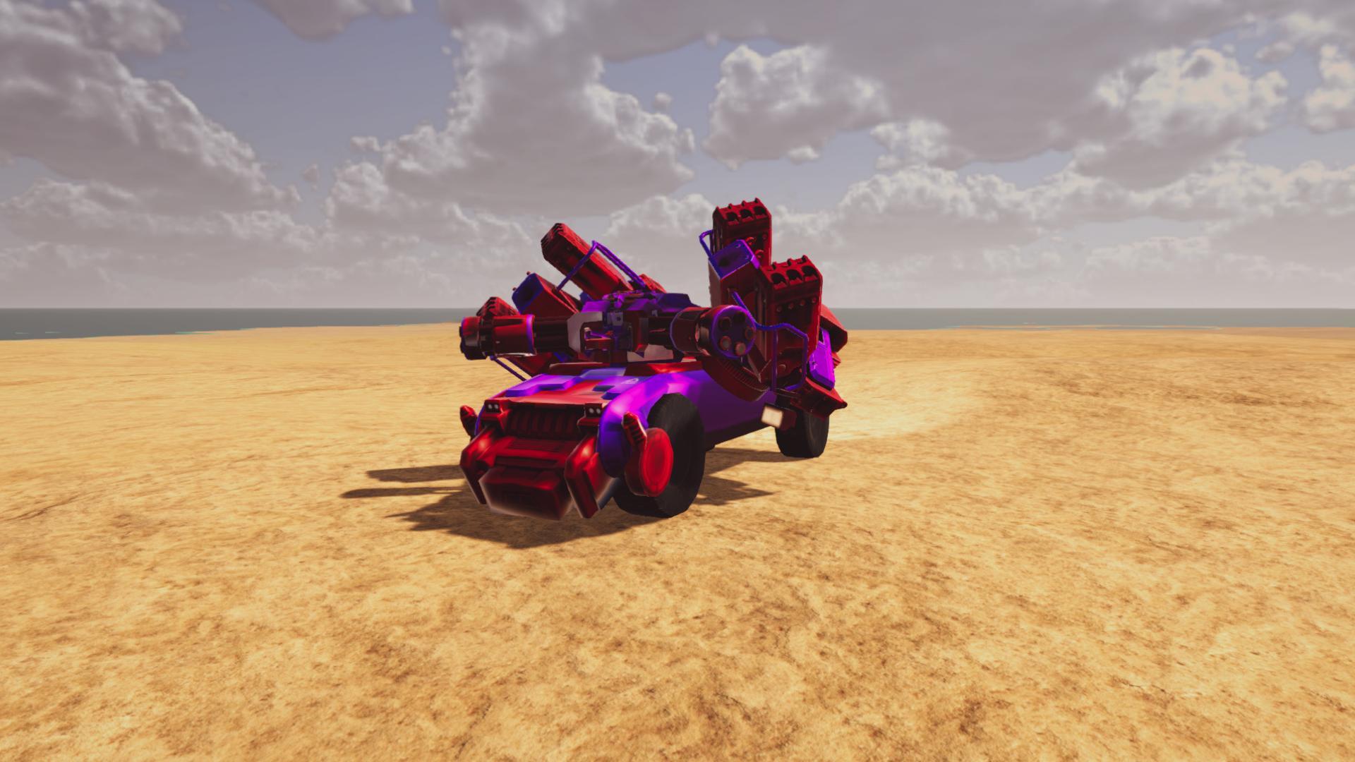playerMade BigTruck