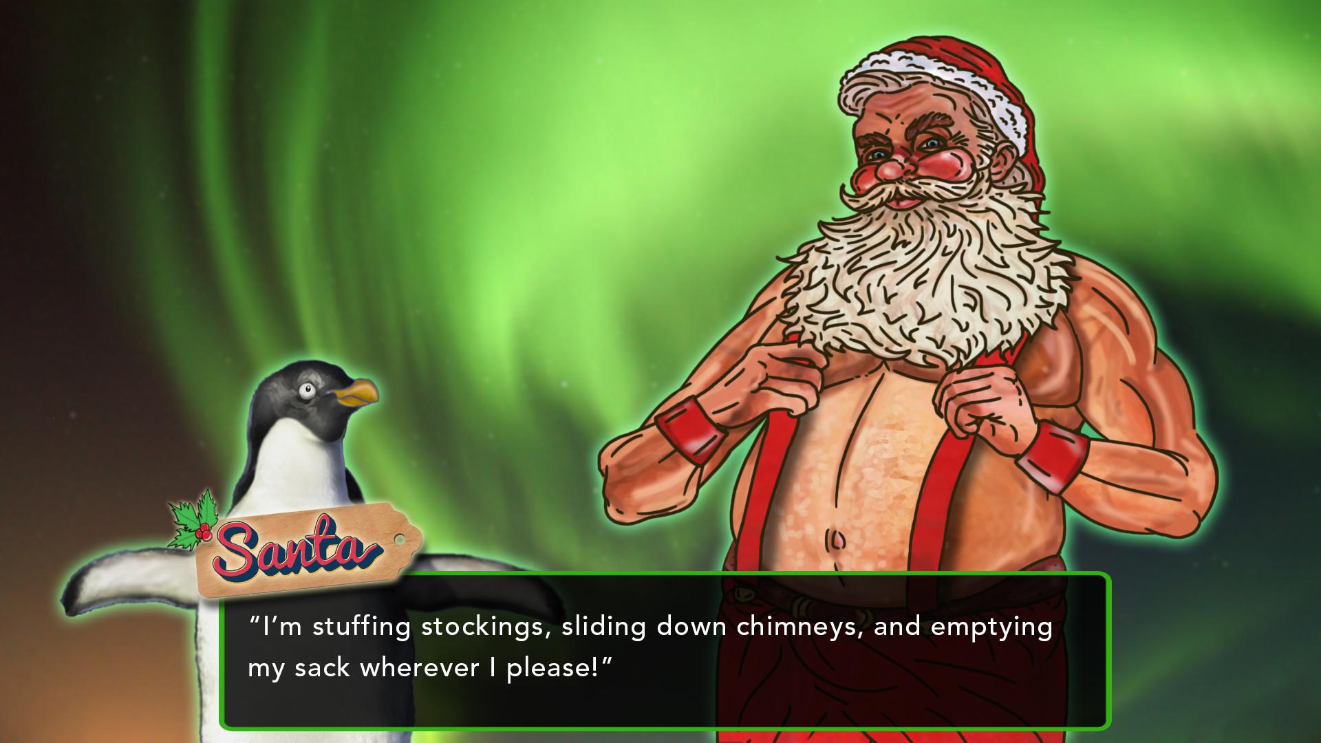 Santa's Big Sack Screenshot