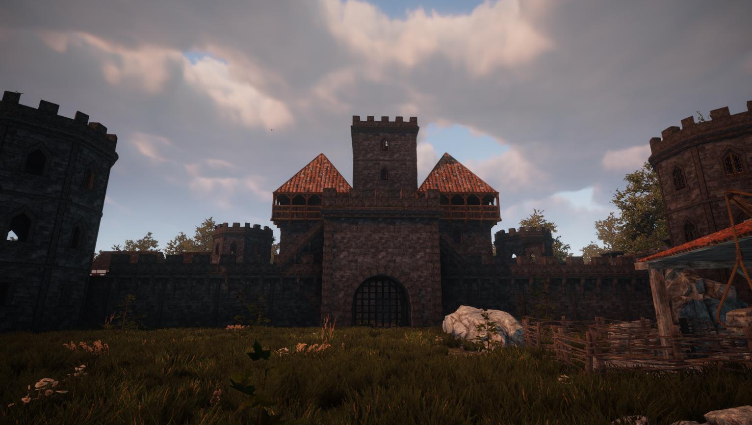 castle flipper2