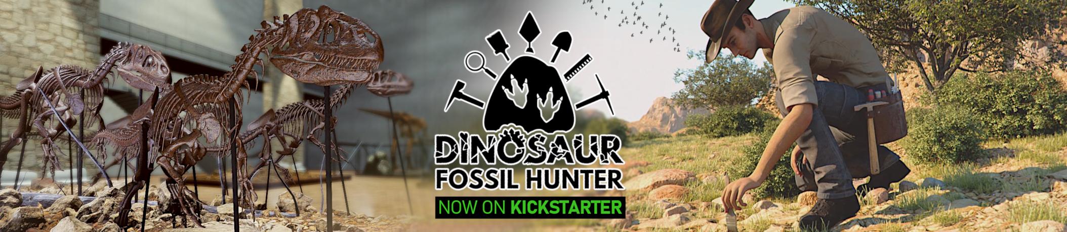 dinosaur fossil hunter spotlight